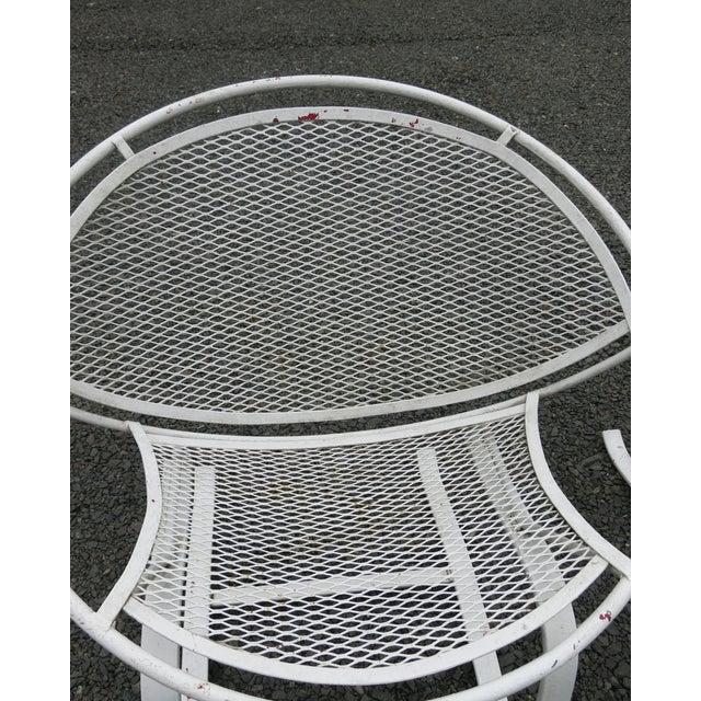 Mid-Century Modern 1960s Vintage Salterini Radar Chairs- a Pair For Sale - Image 3 of 9
