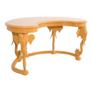 Gampel-Stoll Elephant Desk For Sale