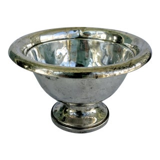 Vintage Sterling Silver Finger Bowl For Sale