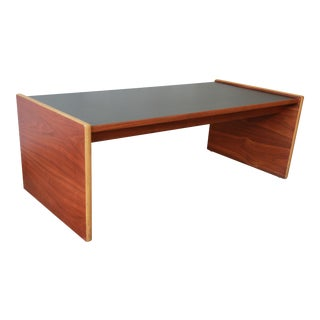 Jens Risom Mid-Century Modern Coffee Table or Bench For Sale