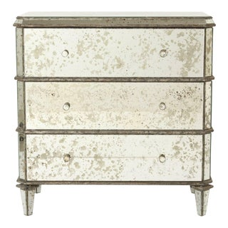 Anthropologie Mirrored Dresser