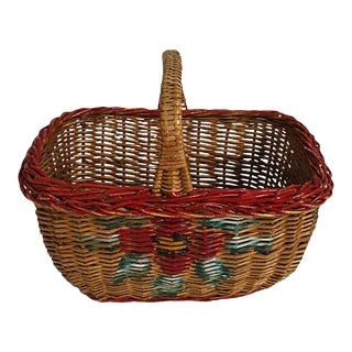 Sally Patchin Basket