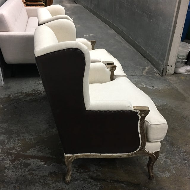 Pacific Direct Marie Armchairs, a Pair - Image 5 of 11