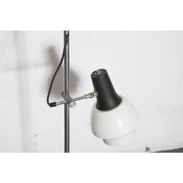 Black and White Triple Spot Lamp - Image 4 of 7