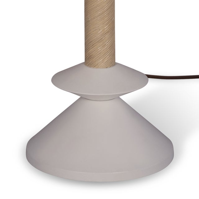 Jay Spectre Disc Elements Table Lamp - Image 4 of 6