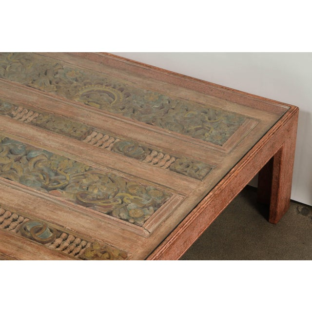 Amazing Moroccan Handcrafted Large Square Coffee Table Theyellowbook Wood Chair Design Ideas Theyellowbookinfo