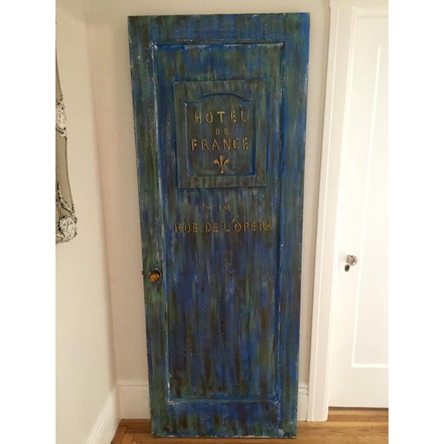 French Country Entryway Door - Image 6 of 9
