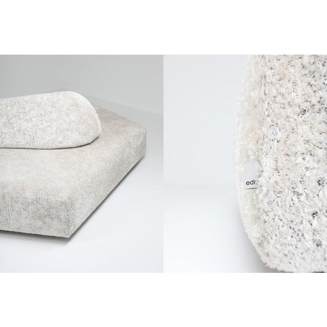 Textile Edra 'On the Rocks' Sectional Sofa by Francesco Binfare For Sale - Image 7 of 11