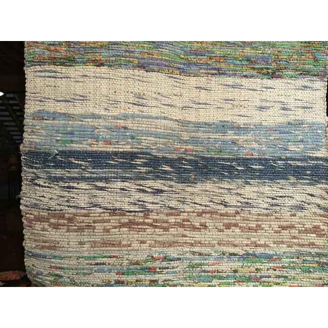 1950s Vintage Turkish Flat-Weave Kilim Rug - 2′6″ × 4′8″ For Sale - Image 4 of 9