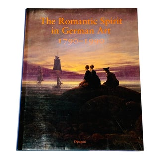 The Romantic Spirit in German Art 1790-1990 Coffee Table Book For Sale