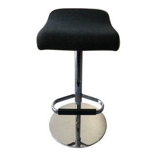 Segis Jo Bim Italian Swivel Barstool For Sale