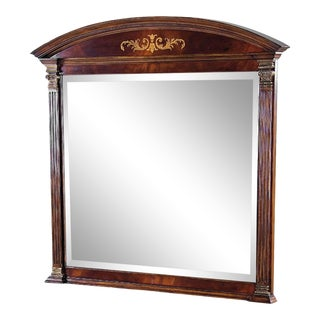 Scarborough House 46x43 Arched Crotch Mirror For Sale