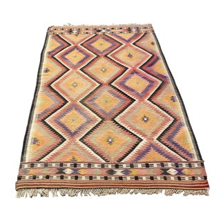 Turkish Kilim Rug For Sale