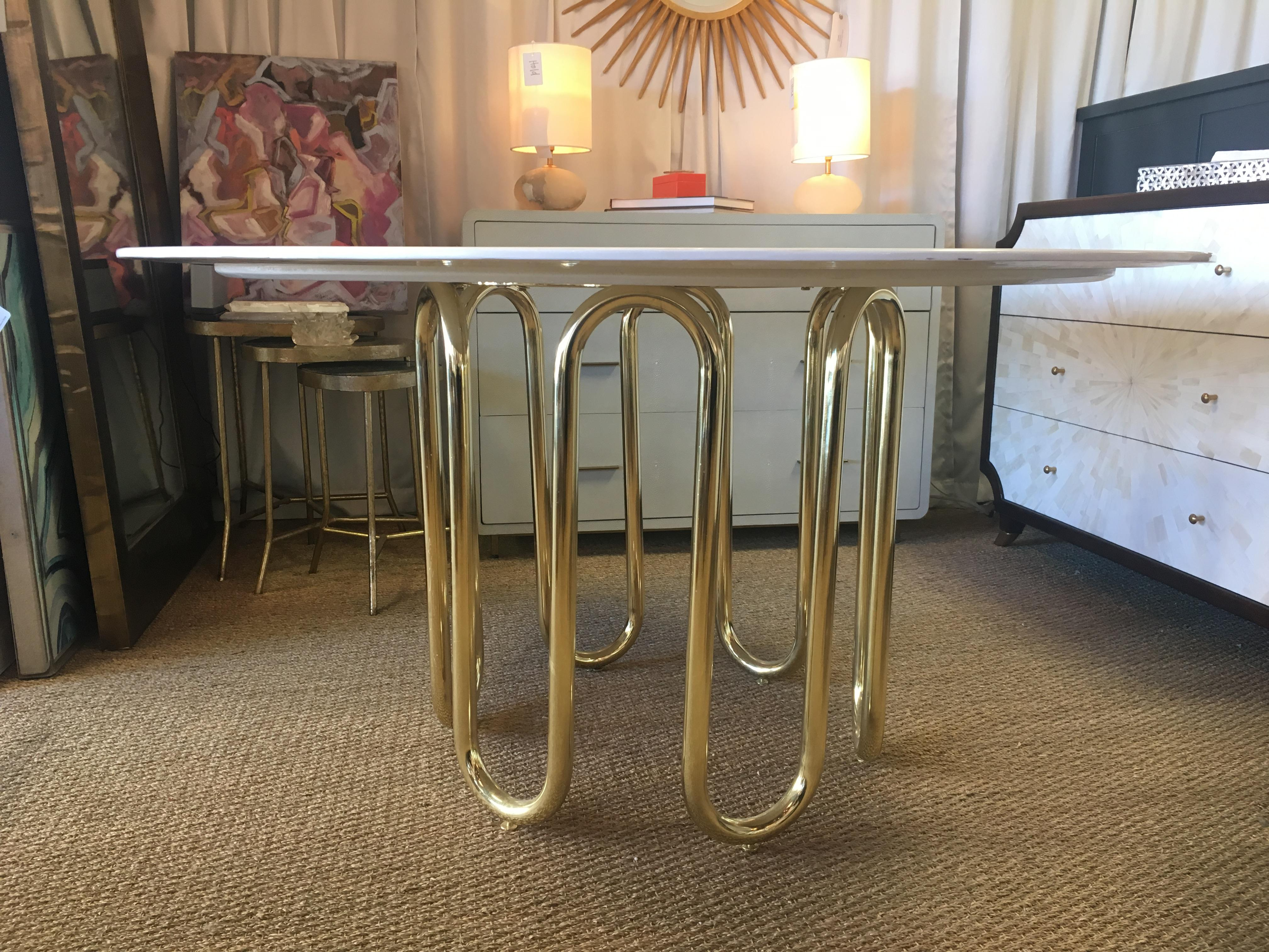 Jonathan Adler Scalinatella Dining Table   Image 2 Of 6