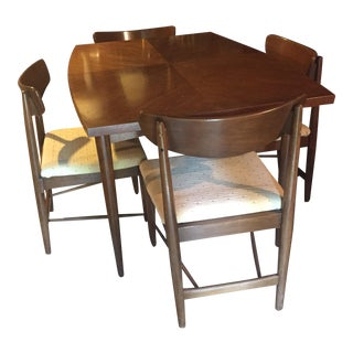 Mid-Century Dining Set by American of Martinsville