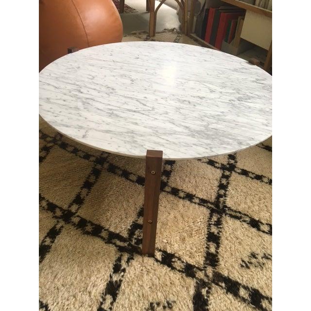 Blu Dot Free Range Marble Coffee Table - Image 5 of 6
