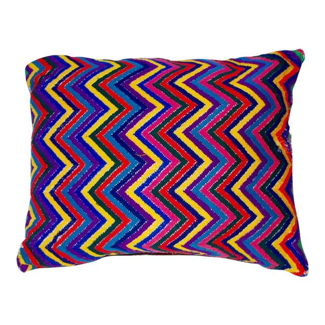 Moroccan Berber Pillow, Zagora - Image 1 of 3