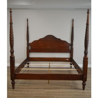 Ethan Allen British Classics King Size Poster Bed (B) Preview