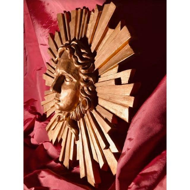 Louis XIV Le Roi Soleil Louis XIV Sculpted Head For Sale - Image 3 of 13