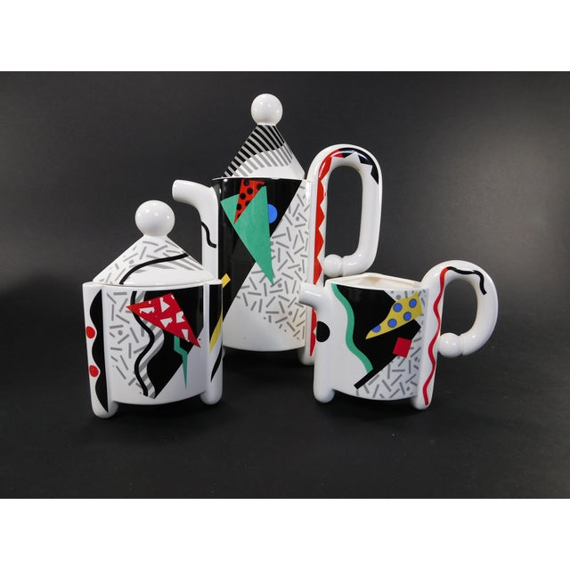 Fujimori Carnival Collection Tea Service - 15 Pieces - Image 4 of 11