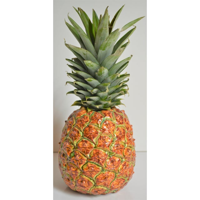 Dodie Thayer Pineapple Vase For Sale - Image 10 of 10
