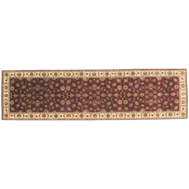 "Leon Banilivi Tabriz Runner -- 2'8"" x 10' For Sale"
