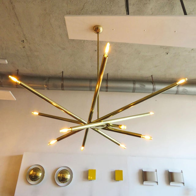 Gallery L7 Spiral As-6 Chandelier For Sale - Image 9 of 11