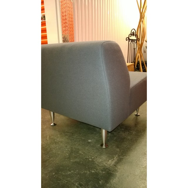 """""""Dafne"""" Design Within Reach Lounge Chair - Pair - Image 5 of 7"""