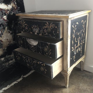 Italian Hand Painted Three Drawer Chest Preview