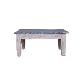 Rustic Patric Small Coffee Table For Sale
