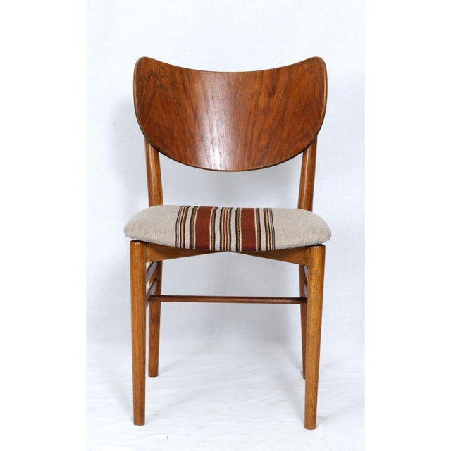 Set of 4 Eva & Niels Koppell Dining Chairs - Image 2 of 7