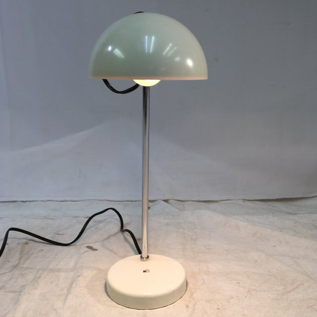 Contemporary Vintage Mid-Century Lightolier Adjustable Desk Lamp For Sale - Image 3 of 13