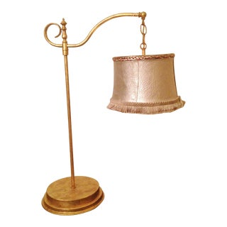 Tyndale of Chicago Side Arm Lamp For Sale