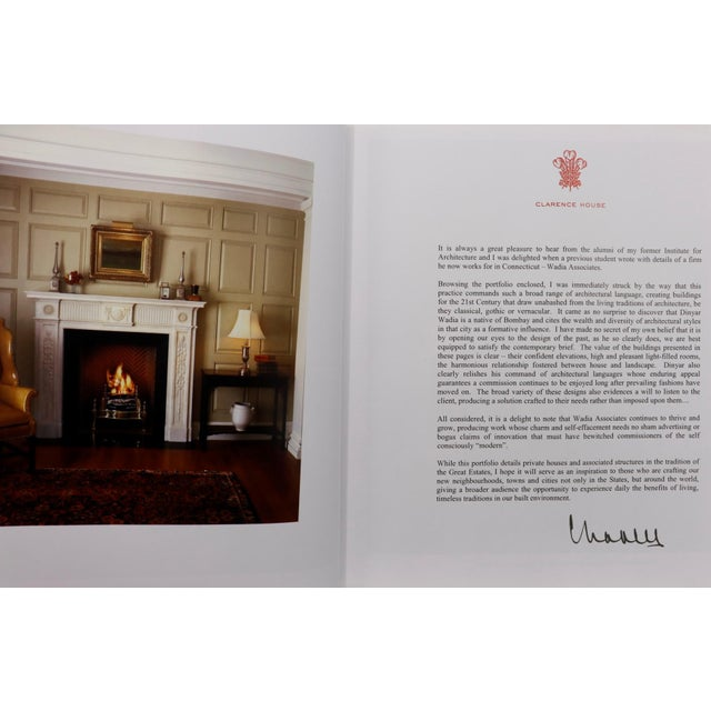 Signed Coffee Table Book - New Classicists by Dinyar S. Wadia For Sale In Boston - Image 6 of 10