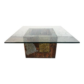 Mid-Century Paul Evans Patchwork Coffee Table