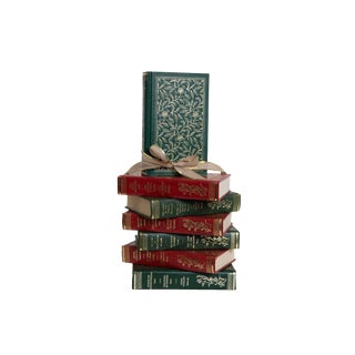 Red & Green Romance Gift Set, (S/7) For Sale