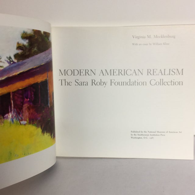 modern american realism softcover book chairish