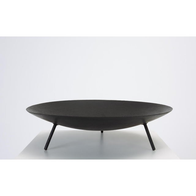 Large Modernist Fire Pit or Brazier with Tripod Base For Sale - Image 11 of 11