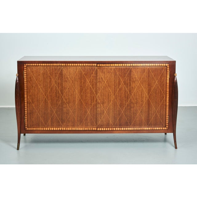 Credenza by Baker Furniture, Circa 1980's For Sale In Detroit - Image 6 of 8