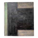 """Image of Mid Century Modern Painting - 8.5"""" x 11"""" For Sale"""