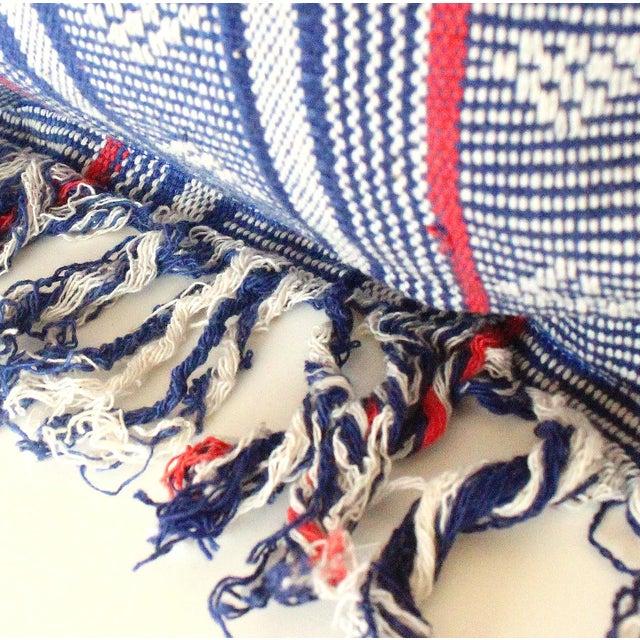 Sumba Indigo Ikat Pillow Cover - Image 4 of 4