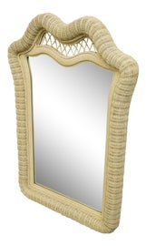 Image of Wicker Mirrors