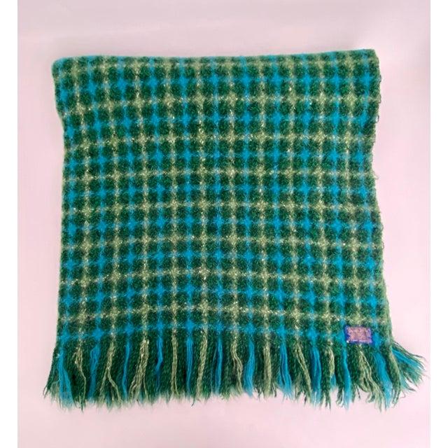 Pendleton Woolen Mills Mid-Century Pendleton Blanket For Sale - Image 4 of 5