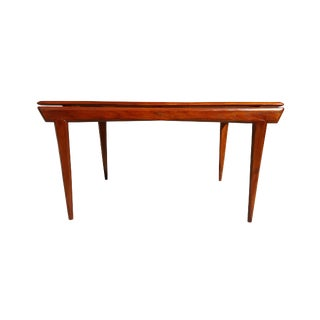 1960s Danish Modern h.w. Klein for Bramin Dining Table For Sale