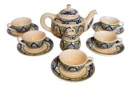 Image of Mediterranean Tea Sets