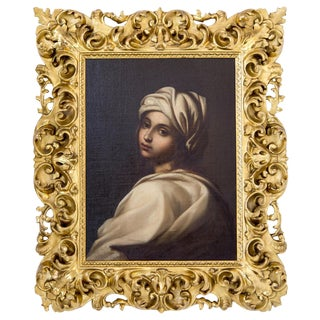 Beatrice Cenci Oil on Canvas, c. 1880