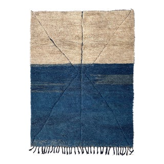 Moroccan Berber Rug Authentic Azilal Rug For Sale