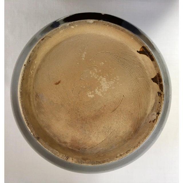 Antique Stoneware Batter Jug For Sale - Image 9 of 10
