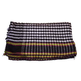 Indian Pattu Wool Throw For Sale