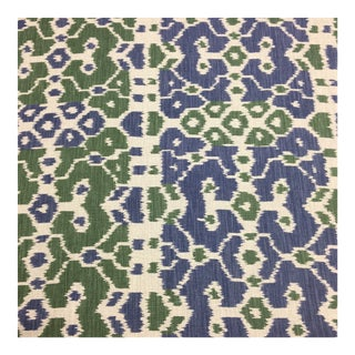 Boho Chic Scalamandre Fabric - 5 Yards For Sale